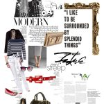 Classic Style Personality Collage